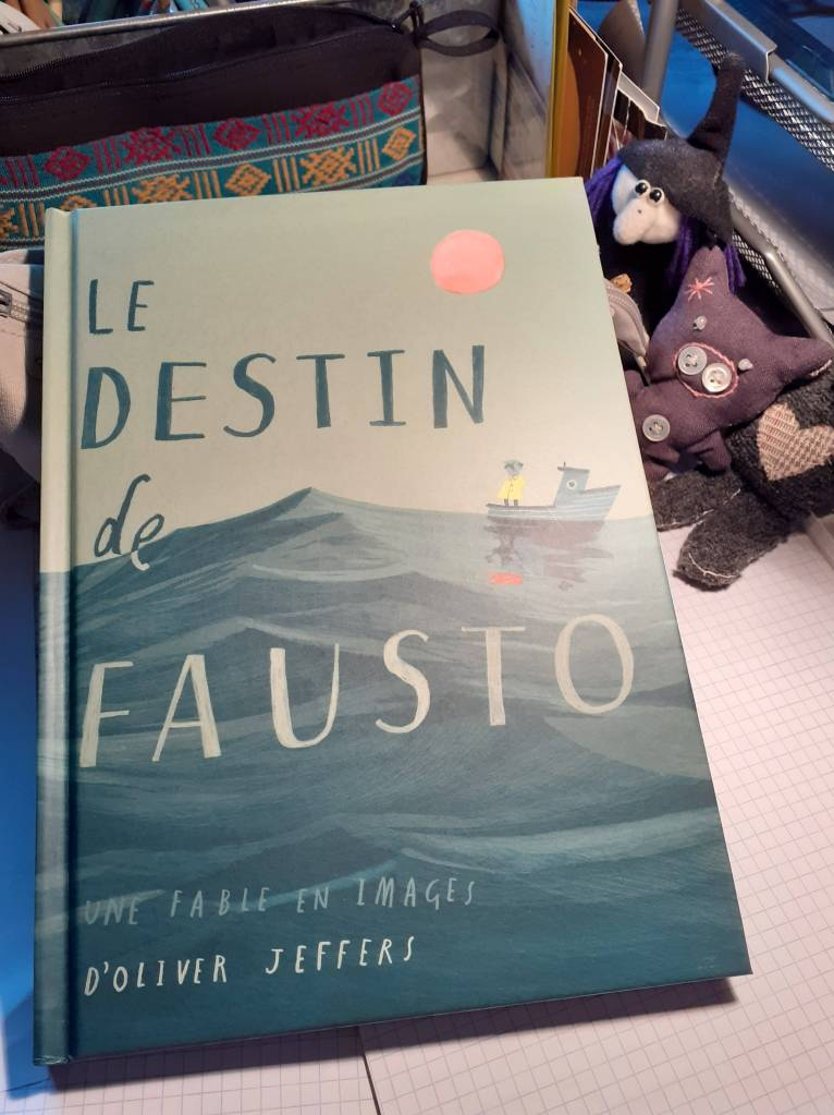 Le destin de Fausto, Oliver Jeffers, Kaléidoscope